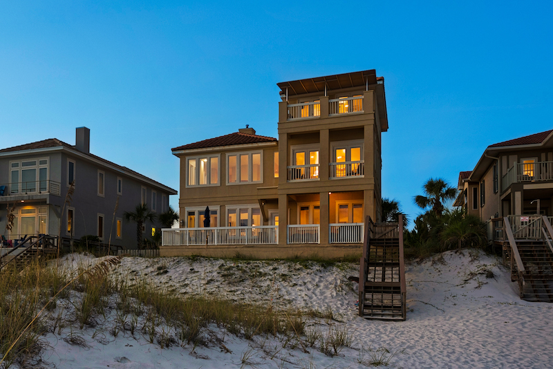 Awesome Best 5 Bedroom Vacation Rentals Destin Fl Destin Home Remodeling Inspirations Basidirectenergyitoicom