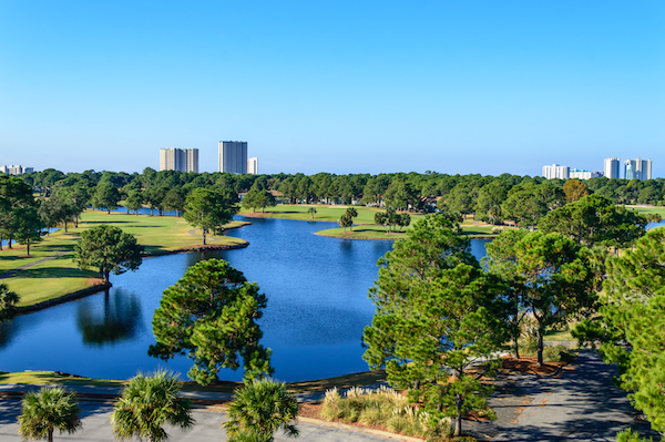 golf resort in destin fl