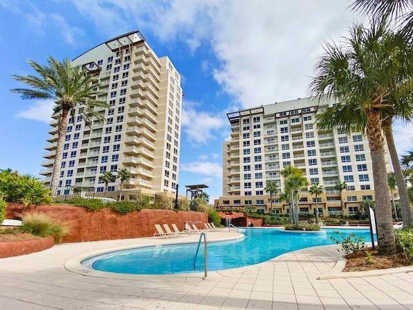 luau condo rental at sandestin