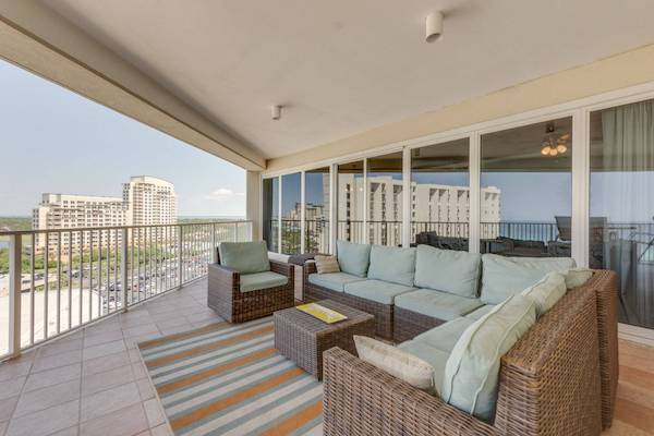 tides of topsail gulf front patio