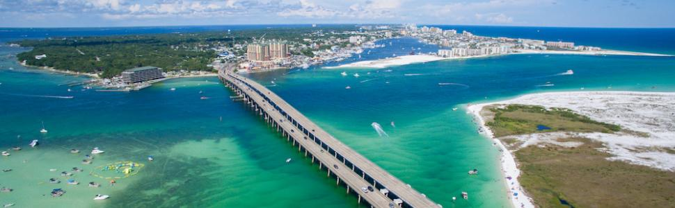 Destin Vacation Rental for large groups