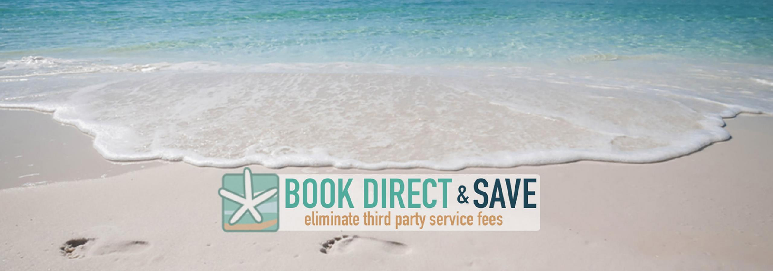 Book Direct with Destin Getaways and Save