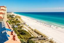 Destin one bedroom rentals